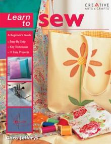 Learn to Sew - Chris Jefferys