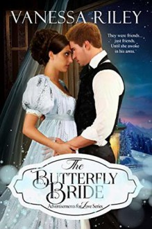 The Butterfly Bride - Vanessa Riley