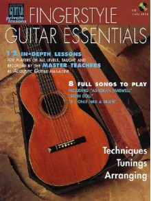 Fingerstyle Guitar Essentials [With CD] - String Letter Publishing