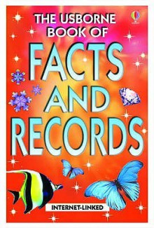 Usborne Book of Facts and Records - Phillip Clarke