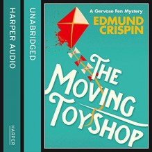 The Moving Toyshop - Edmund Crispin,Paul Panting