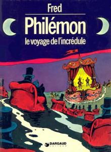 Philémon, tome 5 : Le Voyage de l'incrédule - Fred
