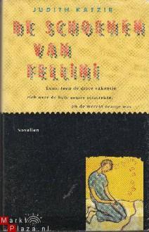 De schoenen van Fellini - Judith Katzir, Ruben Verhasselt