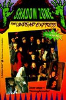 The Undead Express - J.R. Black