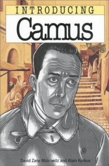 By David Zane Mairowitz Introducing Camus [Paperback] - David Zane Mairowitz