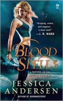 Blood Spells - Jessica Andersen
