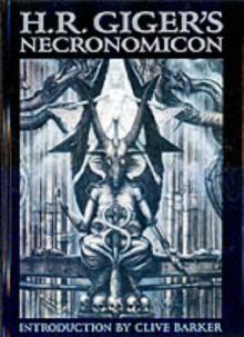 H.R. Giger's Necronomicon - H.R. Giger, Clive Barker