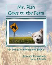 Mr. Pish Goes to the Farm - K S Brooks