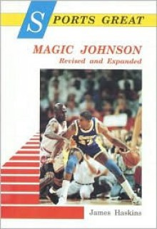 Sports Great Magic Johnson - James Haskins