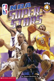 Nba Superstars - James Buckley Jr.