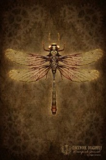 Clockwork Dragonfly Steampunk Journal - Brigid Ashwood