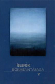 Íslensk bókmenntasaga V - Guðmundur Andri Thorsson