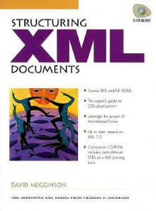 Structuring XML Documents - David Megginson