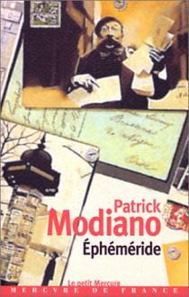 Ephéméride - Patrick Modiano