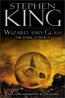 Wizard and Glass - Dave McKean, Stephen King