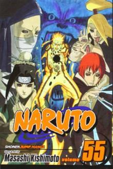 Naruto, Vol. 55: The Great War Begins - Masashi Kishimoto,Mari Morimoto