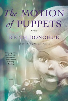 The Motion of Puppets - Keith Donohue