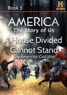 AMERICA The Story of Us Book 3: A House Divided Cannot Stand - Kevin Baker