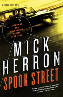 Spook Street (Slough House) - Mick Herron