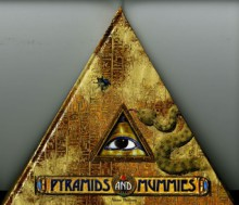 Pyramids and Mummies - Anne Bolton