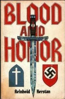 Blood & Honor - Reinhold Kerstan