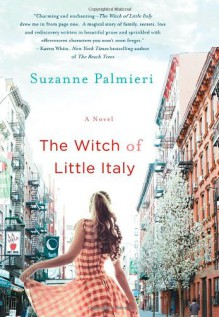 The Witch of Little Italy - Suzanne Palmieri