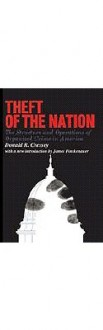 Theft of the Nation: The Structure and Operations of Organized Crime in America - Donald Cressey