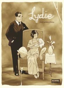 Lydie - Jordi Lafebre