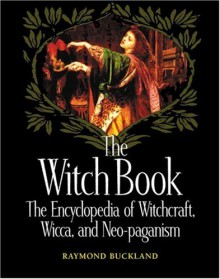 The Witch Book (Softcover) - Raymond Buckland