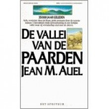 De vallei van de paarden (Aardkinderen, #2) - Jean M. Auel, G. Snoey