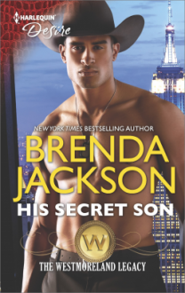 His Secret Son (The Westmoreland Legacy) - Brenda Jackson