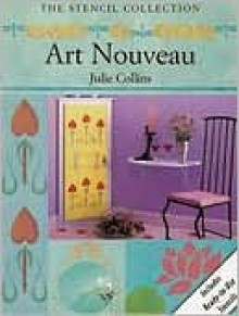 Art Nouveau (Stencil Collection) - Julie Collins