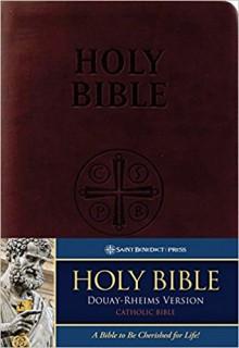 Douay-Rheims Bible - Various