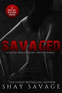 Savaged - Shay Savage