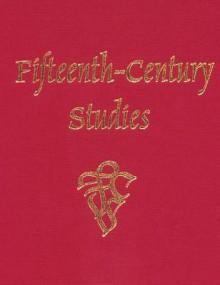 Fifteenth-Century Studies Vol. 25 - William C. McDonald, Edelgard DuBruck