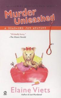 Murder Unleashed - Elaine Viets