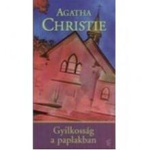 Gyilkosság a paplakban - Mária Borbás, Agatha Christie