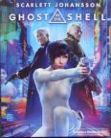 Ghost In the Shell (film + książka) - praca zbiorowa