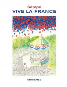 Vive la France (Kunst) - Jean-Jacques Sempé