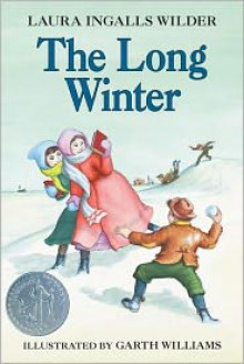 The Long Winter - Laura Ingalls Wilder,Garth Williams