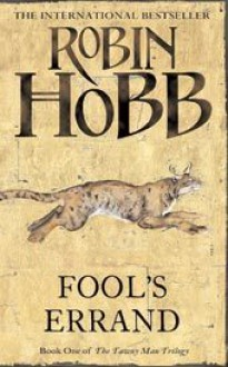 Fool's Errand (Tawny Man, #1) - Robin Hobb
