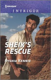 Sheik's Rescue (Desert Justice) - Ryshia Kennie