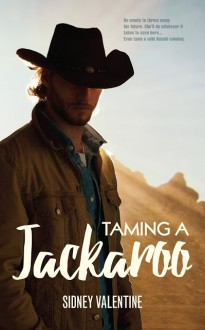 Taming a Jackaroo - Claire Smith,Hot Tree Editing,Sidney Valentine