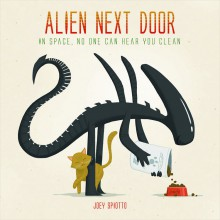 Alien Next Door - Joey Spiotto