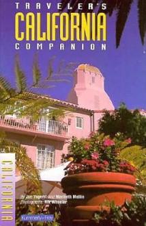 Traveler's Companion California - Joe Yogerst, Maribeth Mellin, Joe Yogurst