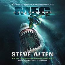 Meg (MEG #1) - Keith Szarabajka, Steve Alten