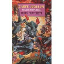 Carpe Jugulum (Úžasná Zeměplocha, #23) - Terry Pratchett, Jan Kantůrek