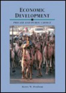 Economic Development; Private & Public C - Barry W. Poulson