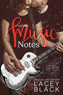 Music Notes - Lacey Black