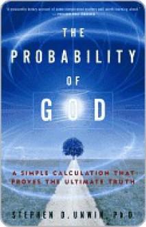 Probability of God - Stephen Unwin